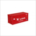 20ft Container K-line