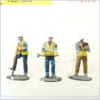 Bauarbeiter Set