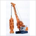 Bauer GB50 Grabsystem  Schlitzwandgreifer DHG V
