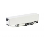 Carrier Reefer Trailer 3 axle  White Line