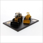 Cat 966A & 966 Wheel Loader Evolution Series