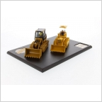 Cat 977 & 963K Track Loader Evolution Series