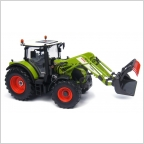 Claas Arion 530  front loader