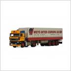 DAF 3600 SC Curtainside Classic  Weys International