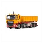 DAF CF  Hooklift System Container A. Jansen B.V.