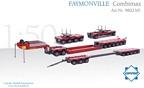 FAYMONVILLE Combimax Tiefladersystem-Set mit Zugdeichsel  und Dr