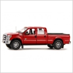 Ford F250 XLT Cabin Crew 6 Bed red chrom