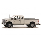 Ford F250 XLT Cabin Crew 6 Bed white chrom