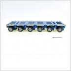 Goldhofer Schwerlastmodul THP/SL 6 Achsen blau