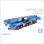 GROVE GMK 6300L FELBERMAYR
