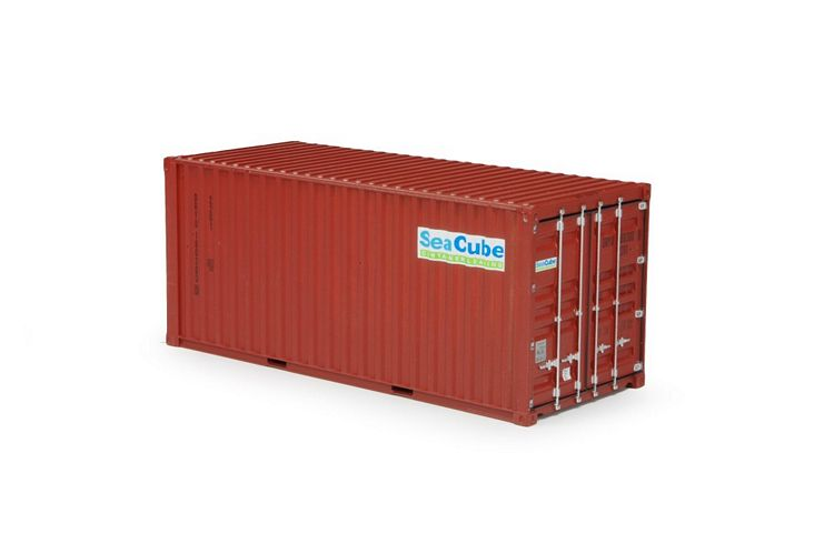 20 ft container braun seacube tekno 1 50 t 64456 2. Black Bedroom Furniture Sets. Home Design Ideas