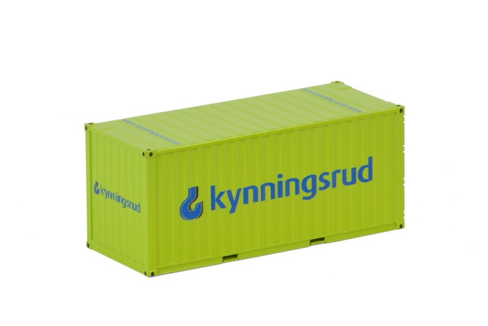20 Ft Container  Kynningsrud