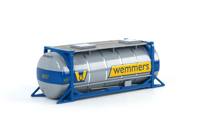 20 FT Container Wemmers