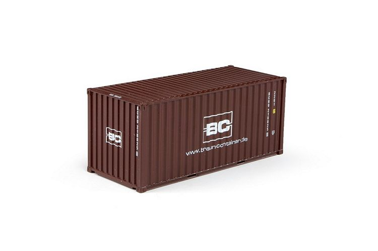 20ft Braun Container