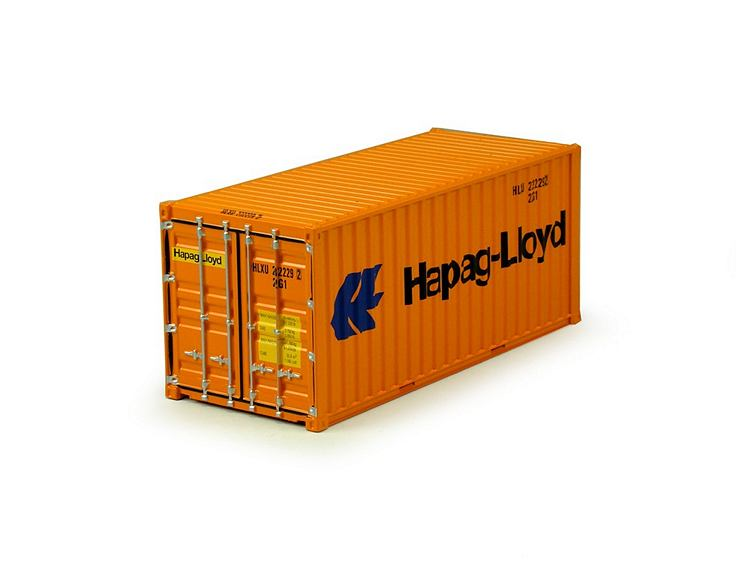 20Ft. container Hapag-Lloyd T.B.
