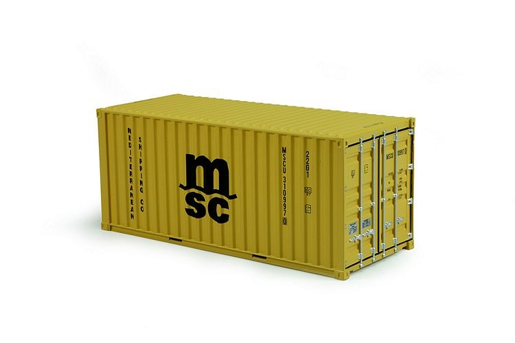 20ft container MSC