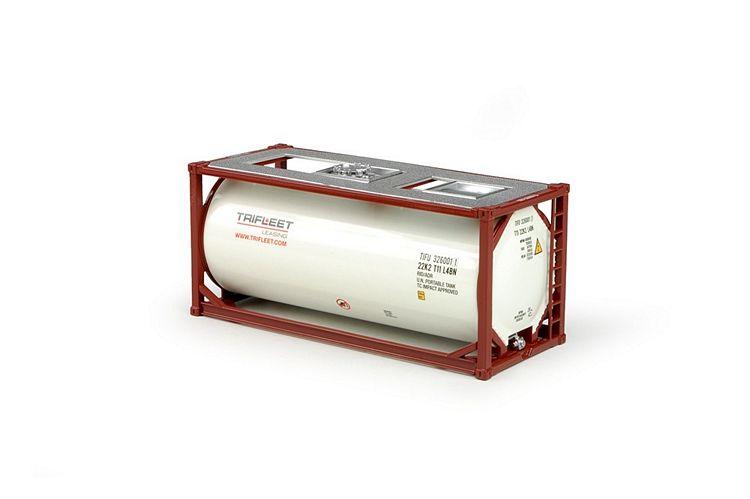 20ft ISO tankcontainer Trifleet
