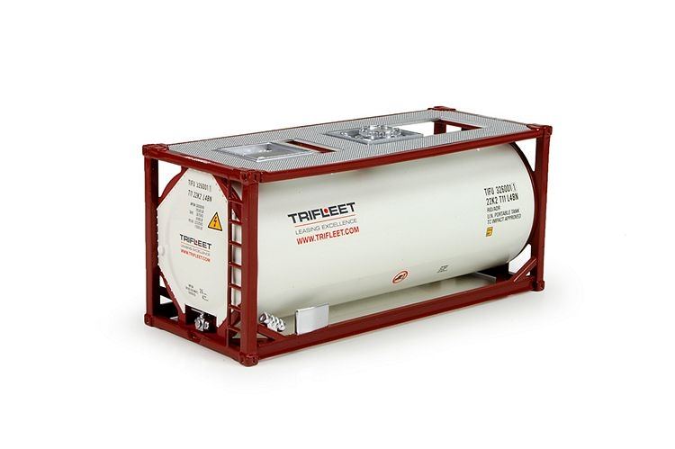 20FT Iso Tankcontainer Trifleet v2