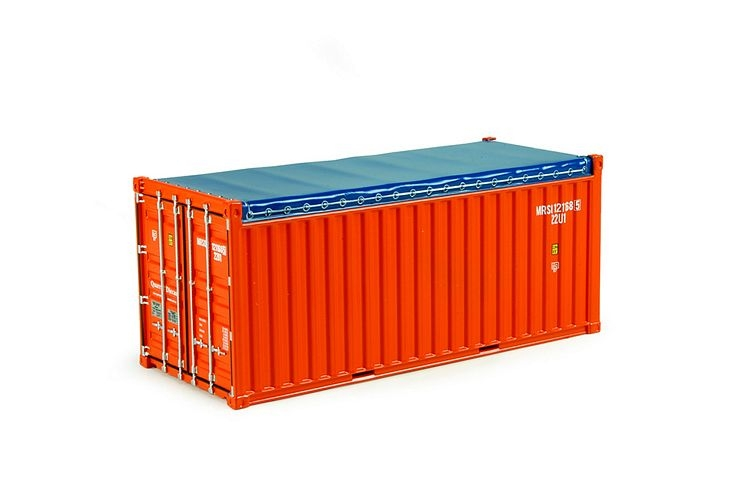 20ft offener oberer Container MRSQ