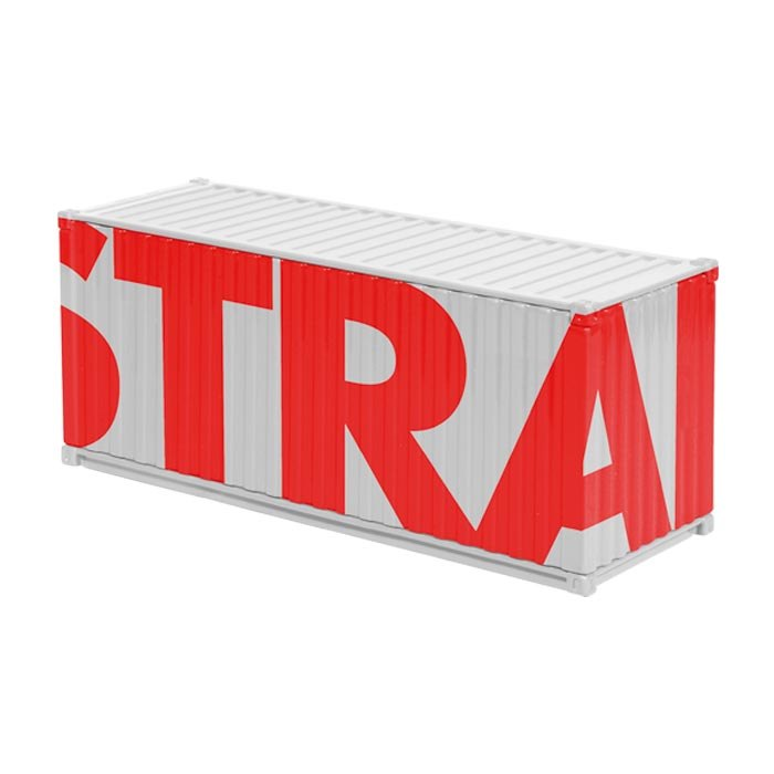 20Ft See Container  Strabag