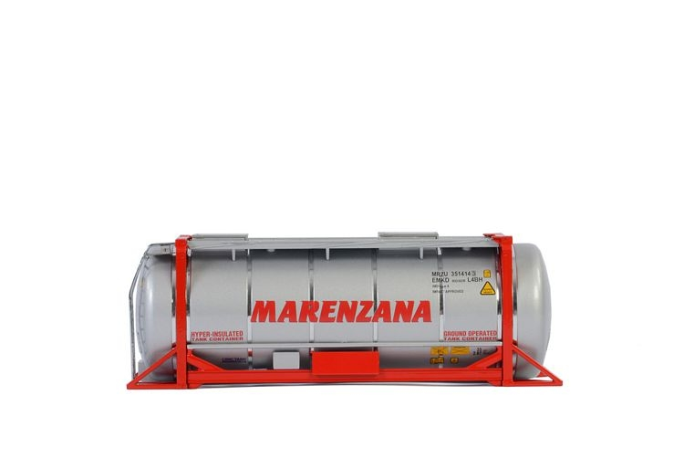 20Ft. Tank Container Marenzana SpA