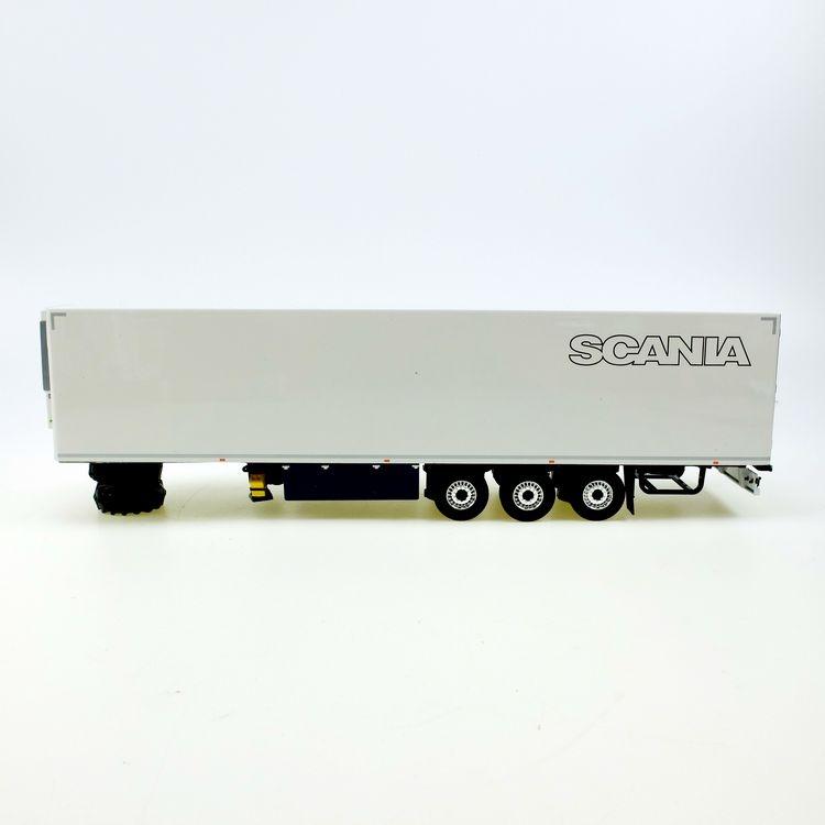 3 achs Auflieger Scania