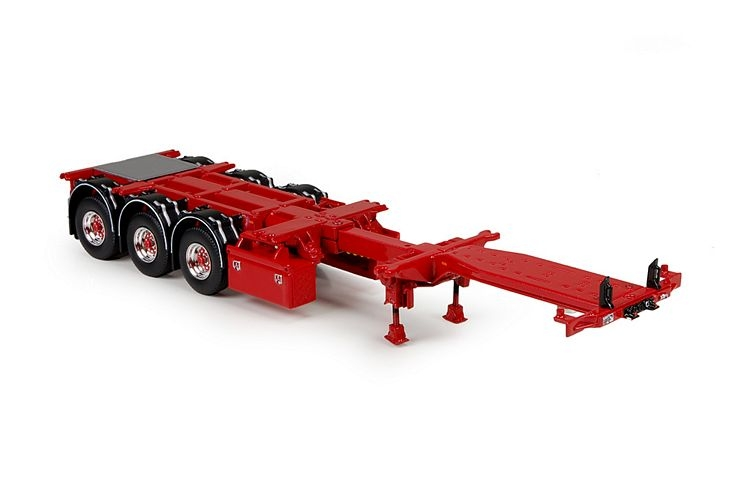 3 achs Flexitrailer Tekno Basic Plus