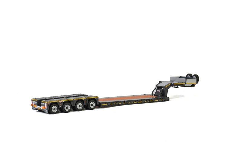 4 axle Lowloader Premium Line