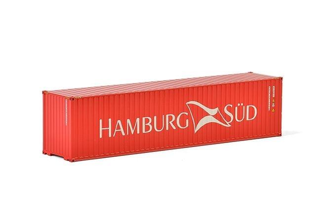 40 Ft Container Hamburg Sued Premium Line