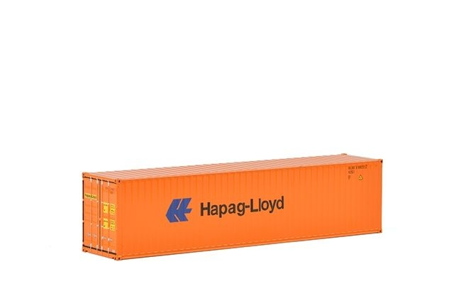 40 Ft Container Hapag Lloyd Premium Line
