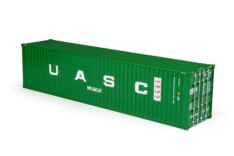40 ft container UASC T.B.