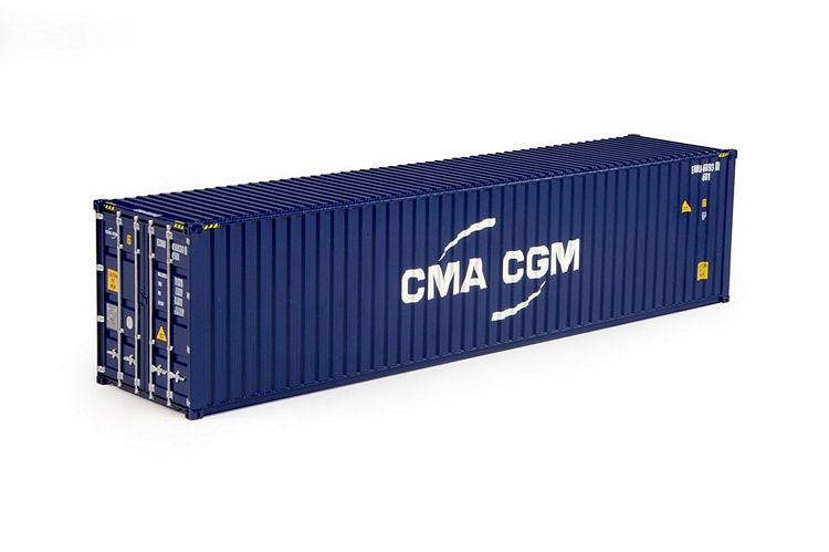 40ft container CMA CGM T.B.
