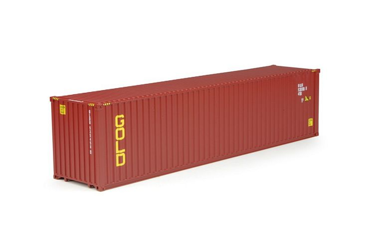 40Ft. container Gold Tekno Basic