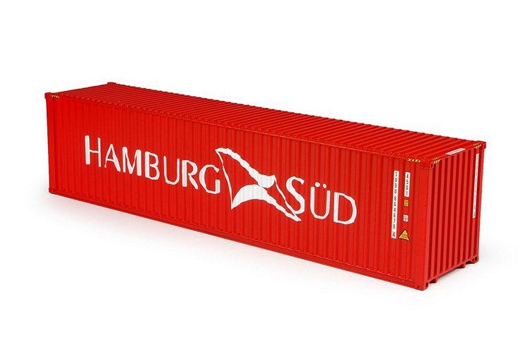 40ft. container Hamburg Sud