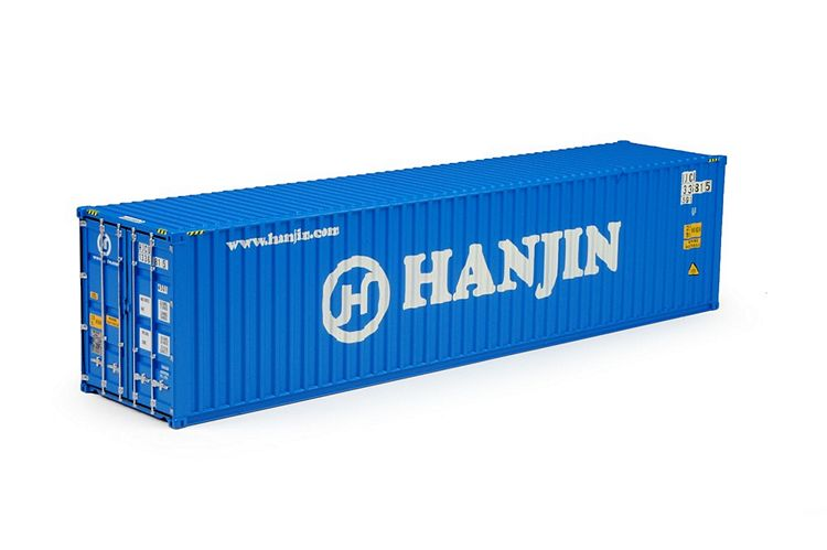 40ft container Hanjin T.B.