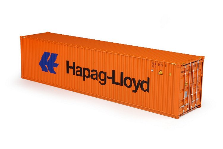 40Ft.Container Hapag Lloyd T.B.P.