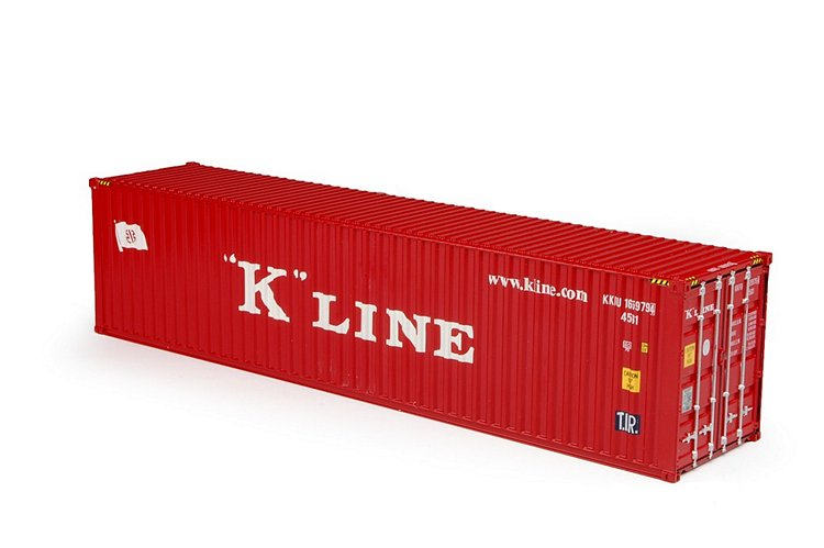 40ft container K-line