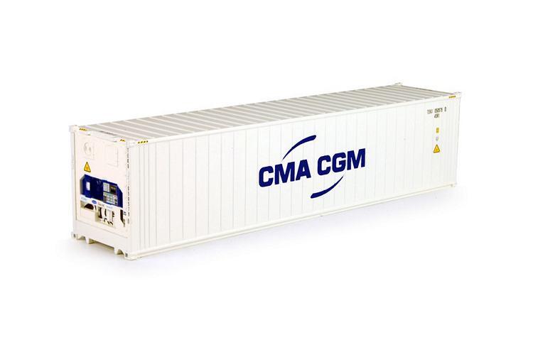 40Ft. Kühl container CMA CGM Tekno Basic