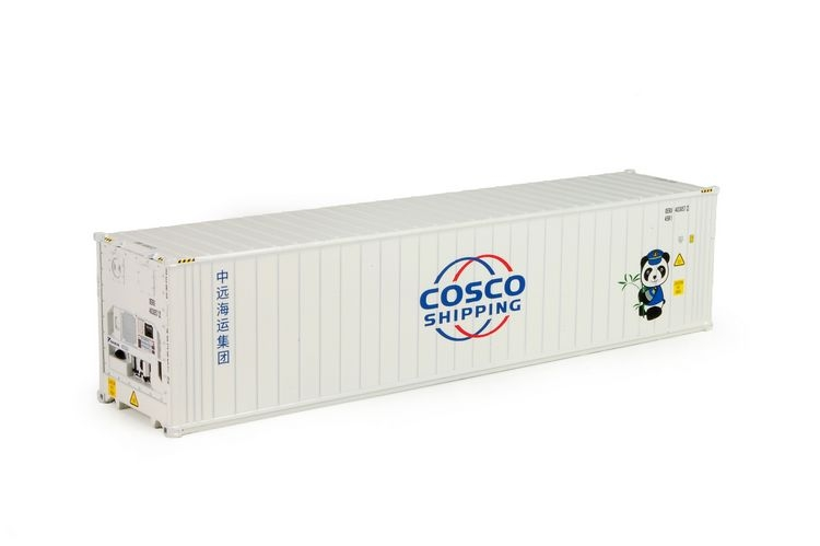 40ft. reefer container Cosco