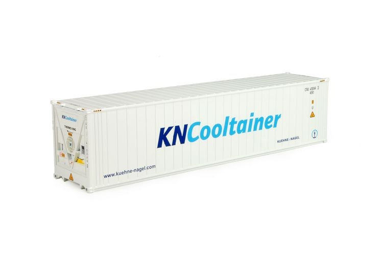 40ft. reefer container KN Cooltainer