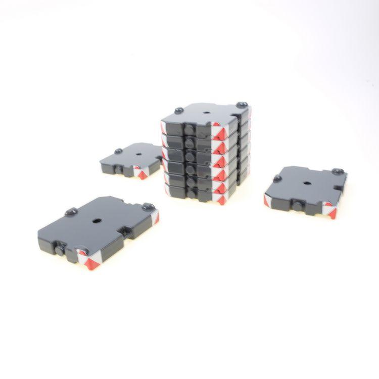 Ballaststeine Set CC8800 schwarz