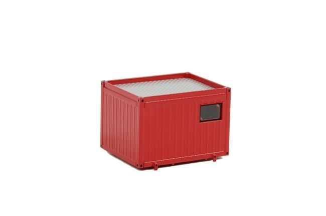 Ballasttrailer Container rot
