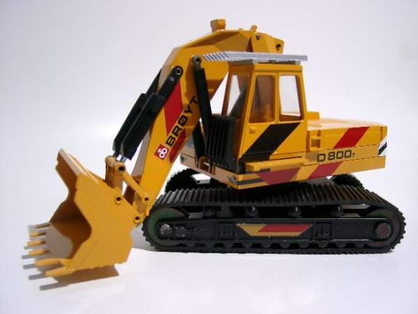 BROYT D 800 T
