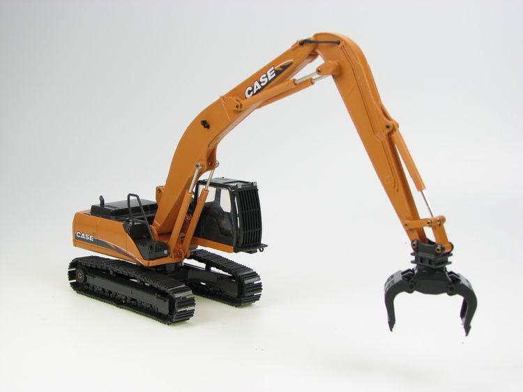 CASE CX240B MH Hydraulikbagger Metallketten Hebo Conrad Modelle con 2200//01