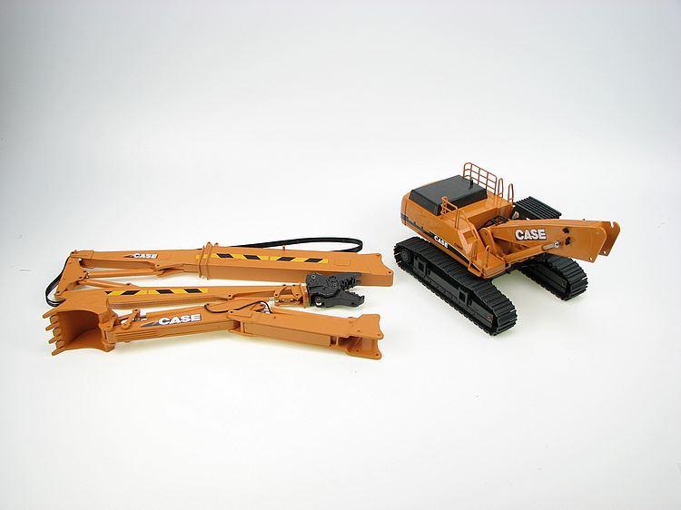 Case CX800 Demolition