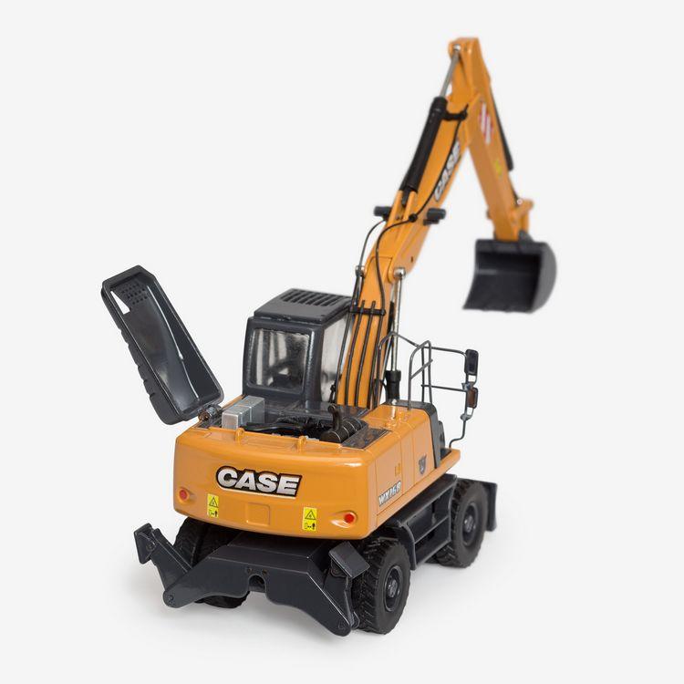 Case WX168 Wheeled excavator