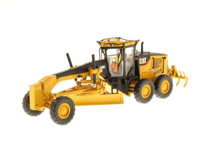 Cat 140M Motor Grader v2