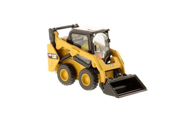 Cat 242D