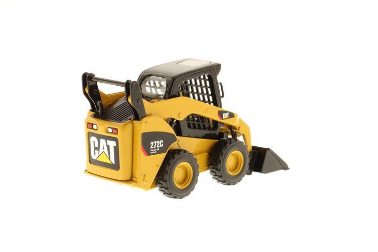 Cat 272C Skid Steer Loader