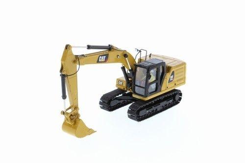 4be05655bb8758 Cat 320 GC Hydraulic Excavator Diecast Masters 1:50 dm 85570 52